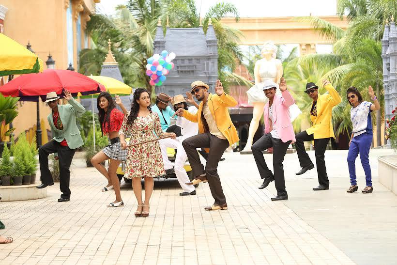 Kotigobba 2 movie latest photos