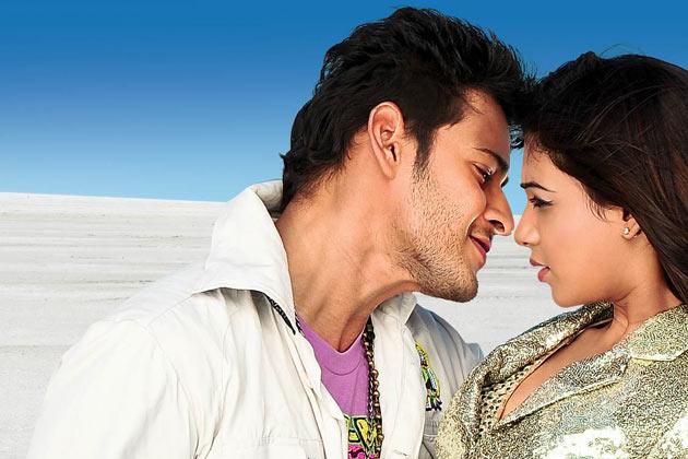 kriti romance with Mahesh Babu