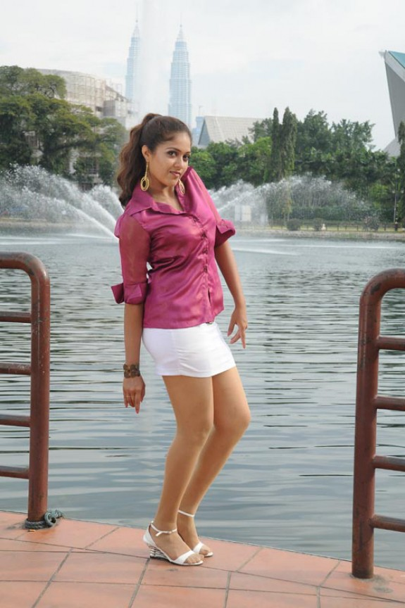 Meghana Raj hot photos