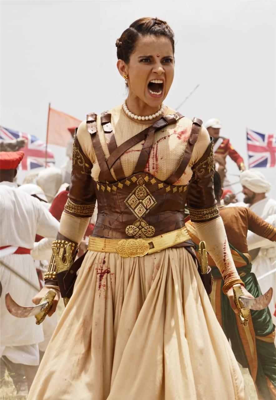 Manikarnika The Queen Of Jhansi Fan Photos
