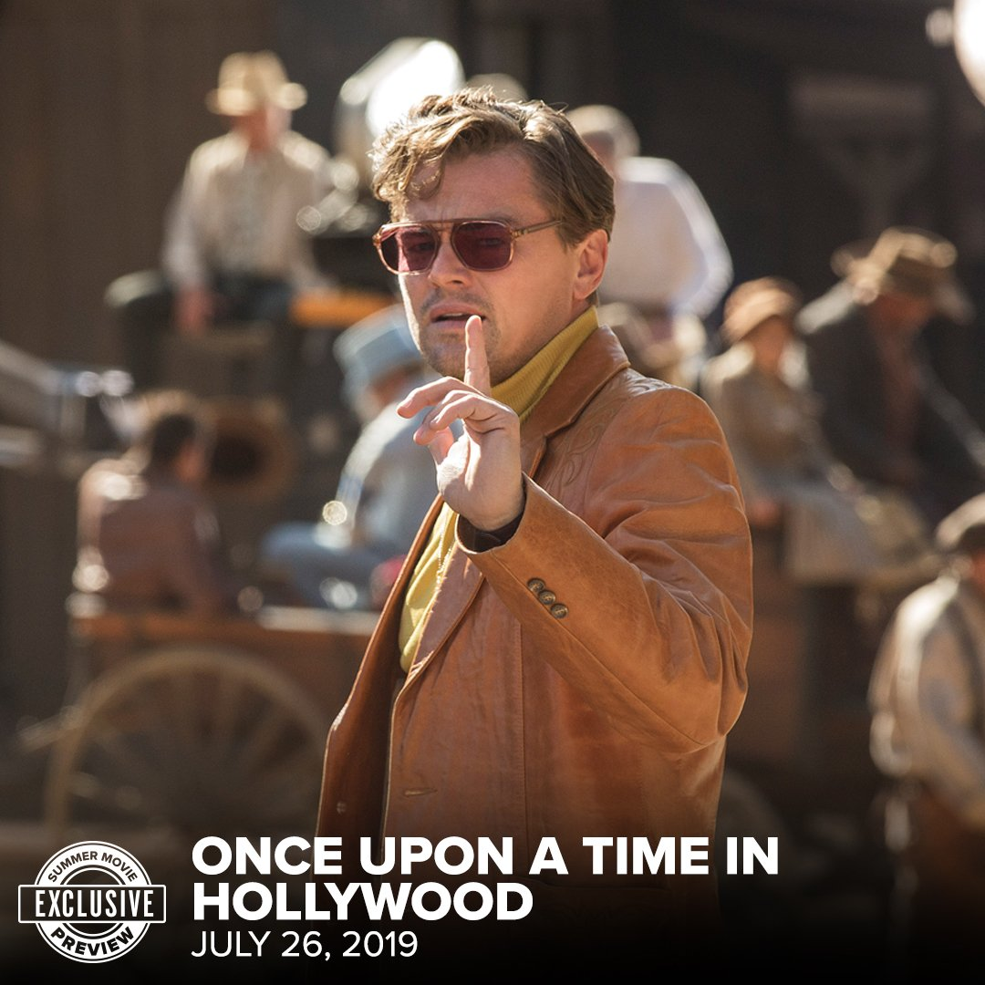 Once Upon A Time In Hollywood: Once Upon A Time In Hollywood Fan Photos