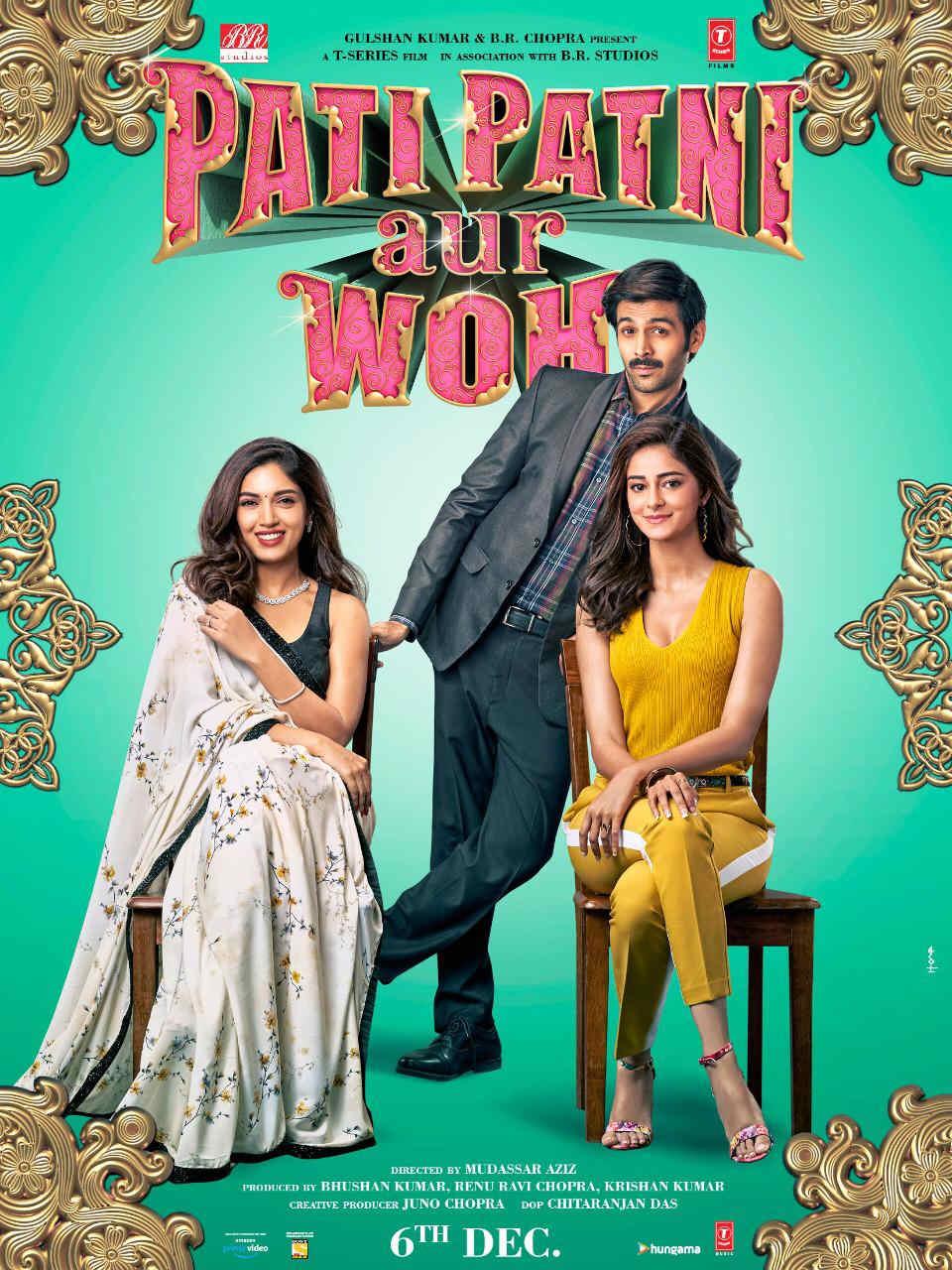Pati Patni Aur Woh (Pati Patni Aur Woh Remake) Fan Photos ...