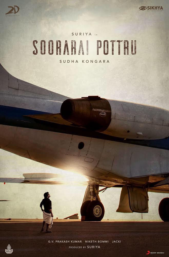 Soorarai Pottru (2020)(U)