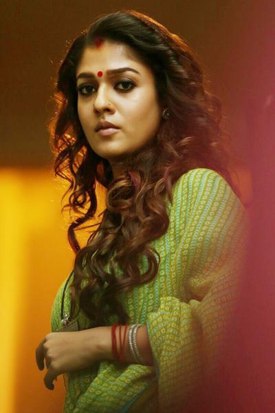 Actress NayantharaU  new still