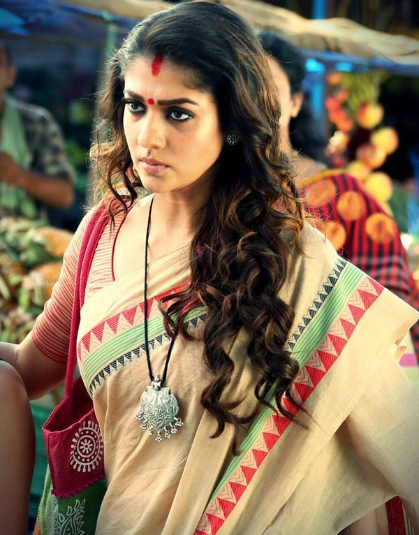 Actress NayantharaU  new still