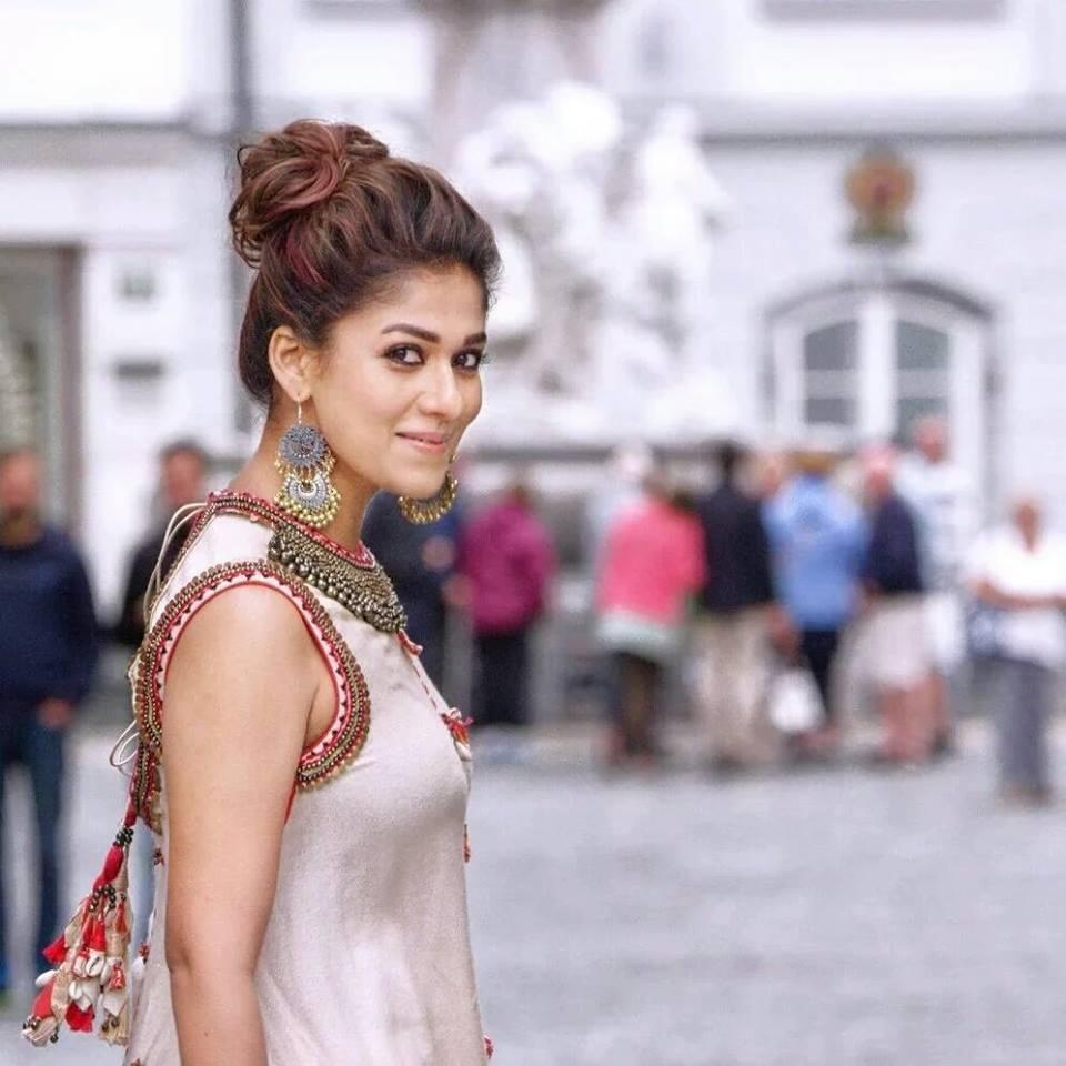 Nayantharas latest photos