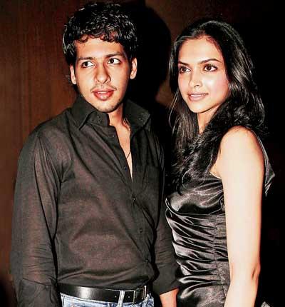 Deepika Padukone And Nihar Pandya Nihar Pandya Fan Photo...