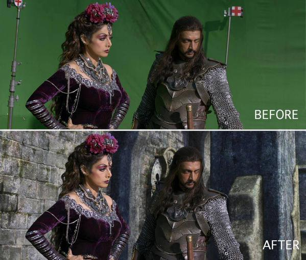 Puli VFX photos