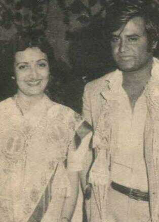 super star rajinikanth marriage