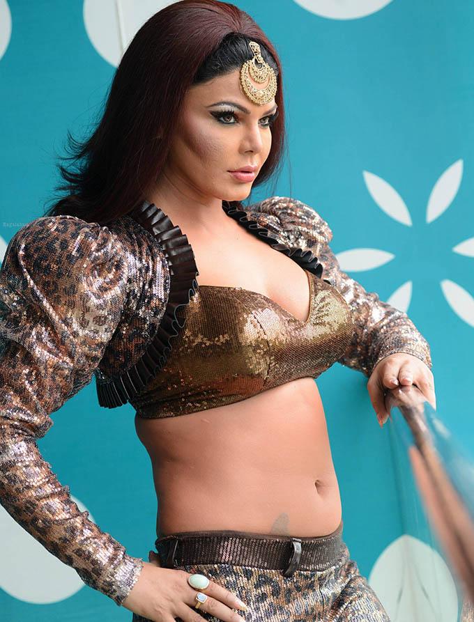 Pussy rakhi sawant