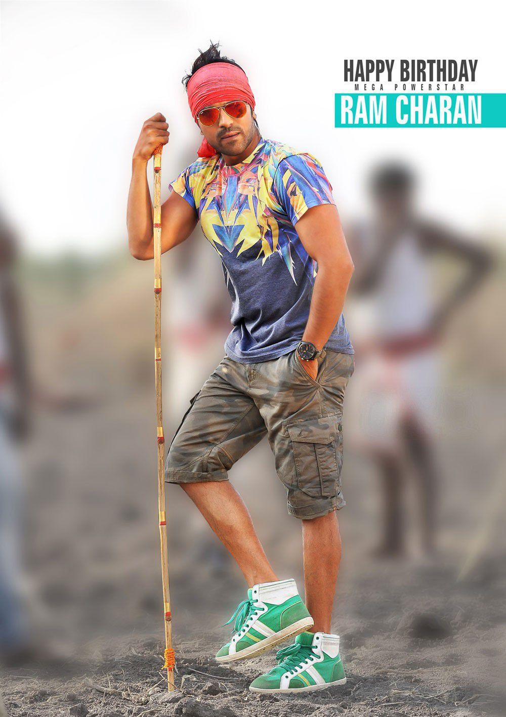 Ram Charan birthday wallpapers