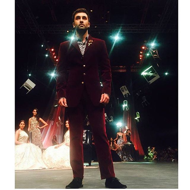 LakmeFashionWeek ShowStopper for Manish malhotra