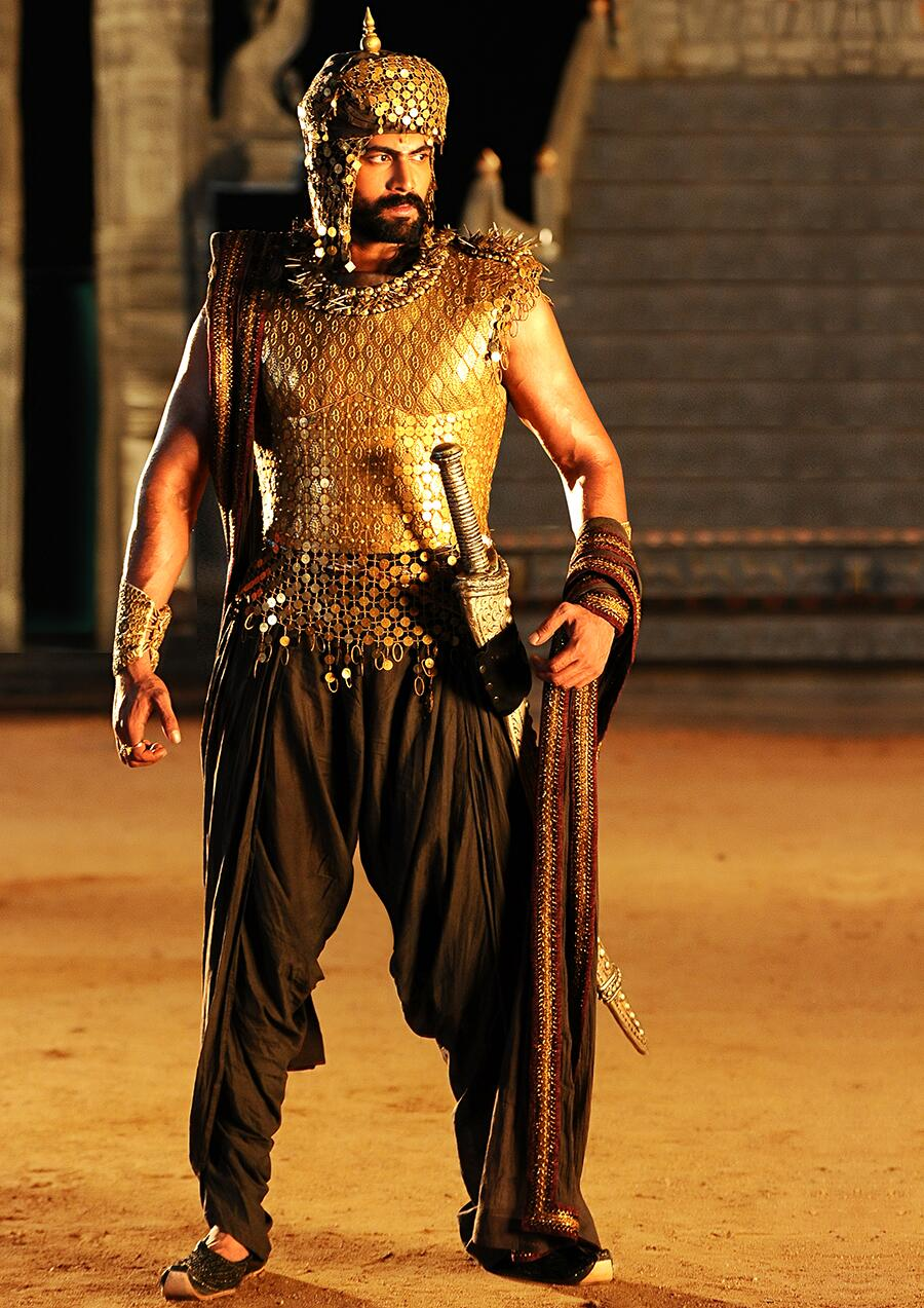 Rana Daggubati first look of