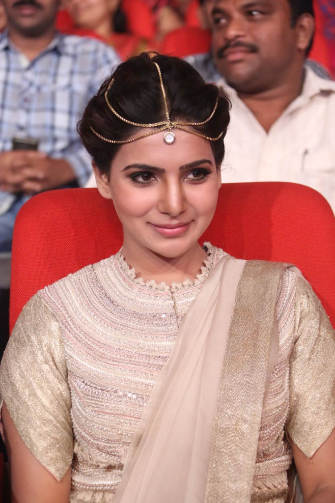 Samantha at Audio Launch