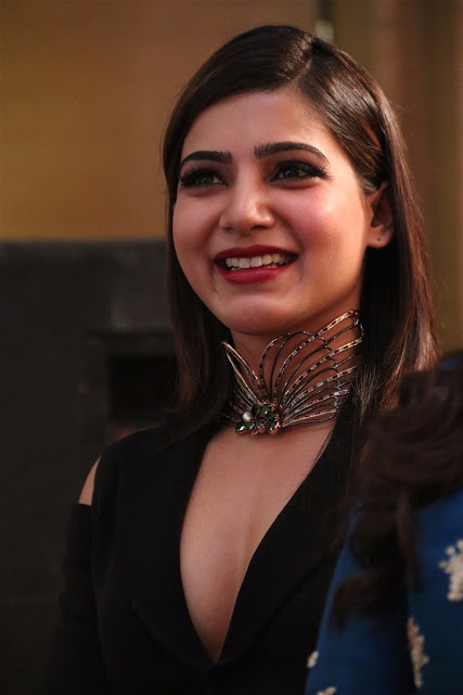 Samantha's Latest Photos From Ritz Southscope Lifestyle Awards 2016