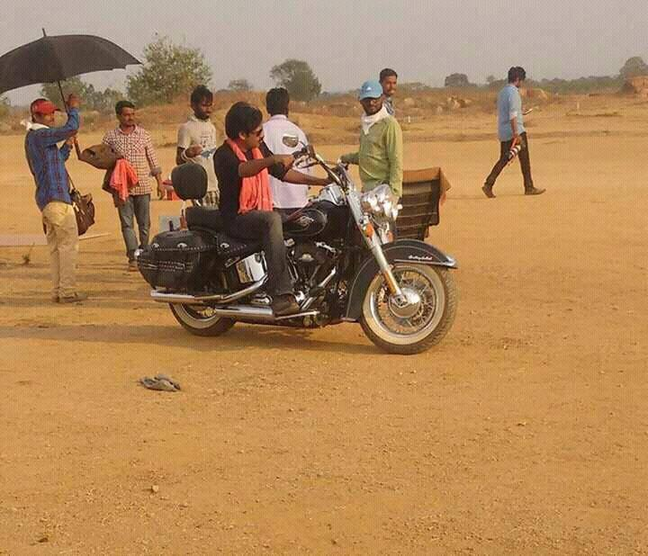 Sardaar Gabbar Singh movie on sets photos