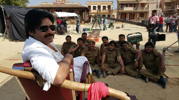 sadaar gabbar Singh movie latest posters
