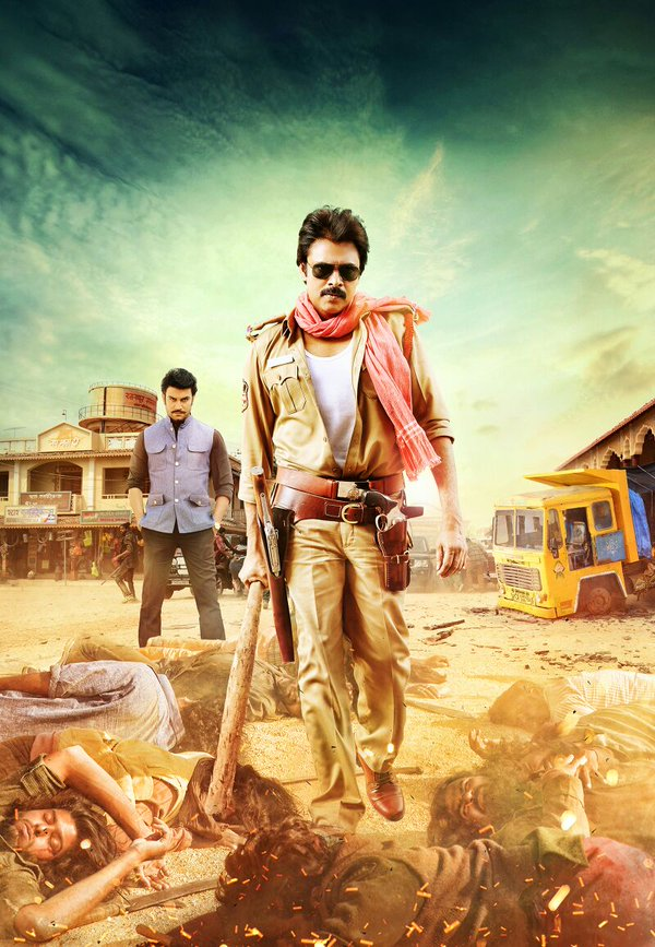 Sardaar Gabbar Singh latest photos