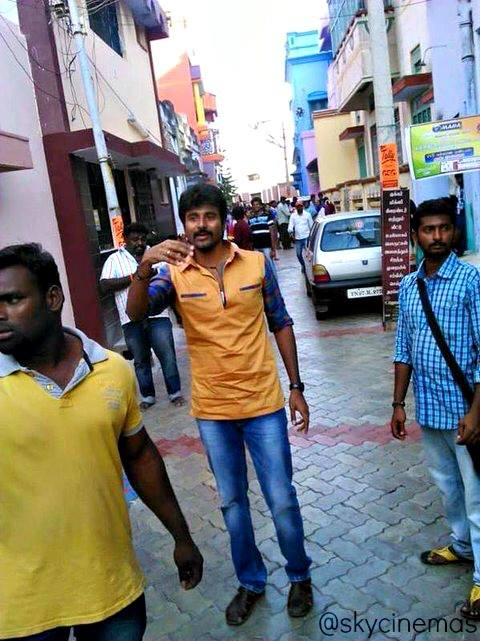 Rajini murugan shooting spot