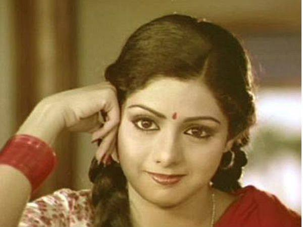 Sri devi's unseen photos