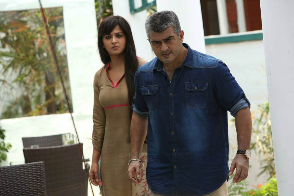 thala 55 latest stills