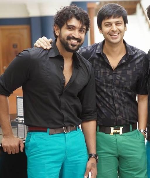 Arun Vijay in thala55