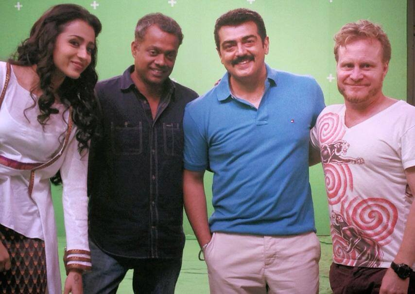Thala on sopt stills