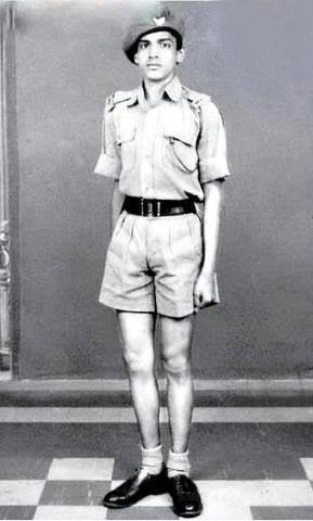 Upendra's childhood photo