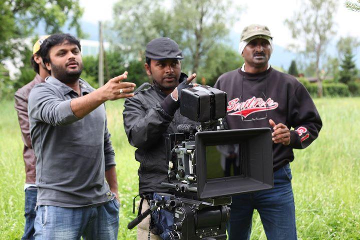 Vaastu Prakaara movie first look photos