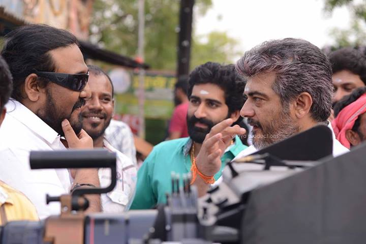 Working still
