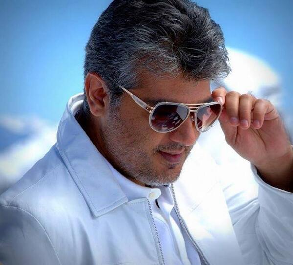 Thala Stylish look