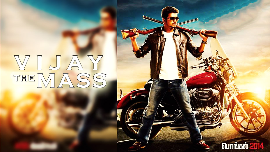 vijay jilla wallpaper
