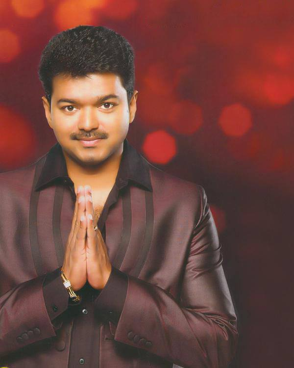 Vijay New photoshoot