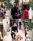 Arjun Kapoor's Sweet Gesture on his Birthday; Celebrates with FANS; Watch Video