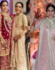 Nita Ambani & Isha Ambani shines in Royal Look at Akash & Shloka Mehta's Pre Engagement
