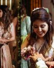 Shweta Tripathi & Chaitanya Sharma look made for each other at Ring Ceremony; Watch Video
