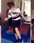 Disha Patani is working hard for her upcoming movie 'Bharat', Watch Fitness Video