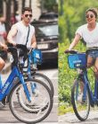 Priyanka Chopra & Nick Jonas's Romantic Bicycle Ride in New York