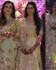 Nita Ambani & Isha Ambani Looks Gorgeous At Akash Shloka's Engagement; Watch Video