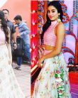Jhanvi Kapoor chooses Traditional Dress for Dhadak Promotion on India's Best Draamebaaz