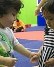 Taimur Ali  Khan FINDS his GIRLFRIEND in play school