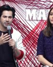 Varun Dhawan warns to bite when Anushka Sharma is asked about trollers at Sui Dhaaga event