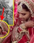 Deepika  Ranveer Wedding: This Auspicious message is written on Deepika's DUPATTA