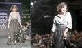 Dangal Girl Sanya Malhotra walking on ramp for FIRST TIME at Lakme Fashion Week in STYLE