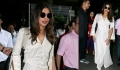 Priyanka Chopra makes super STYLISH appearance at airport; Watch Video