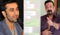 Sanju: Ranbir Kapoor Reveals His Secret Chat With Sanjay Dutt Before Starting Film