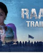 Raazi Official Trailer Videos