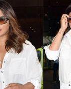 Priyanka Chopra Returns India Without Nick Jonas Videos