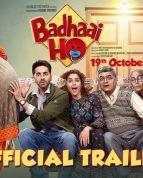Badhaai Ho Official Trailer Videos