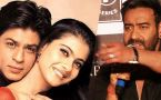 Shahrukh Khan & Kajol Not Working Together, Is Ajay Devgn The Reason Behind ?